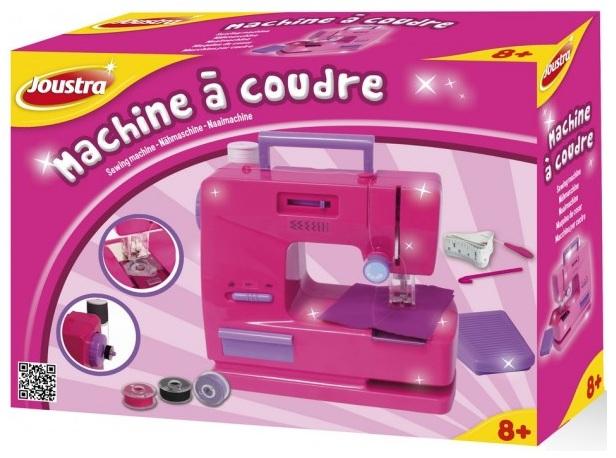 Jouet machine coudre enfant 8 ans joustra 46030 neuf pas for Coudre a 8 ans