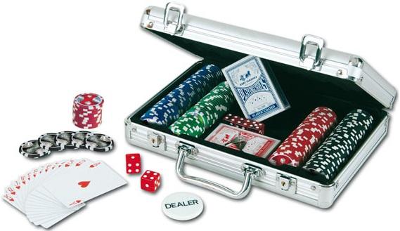 Malette poker jouet club