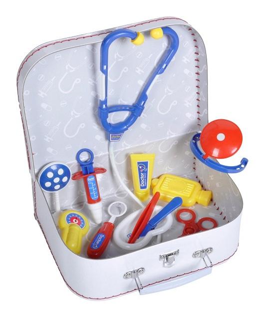 valise docteur et accessoires enfant jeu imitation 3. Black Bedroom Furniture Sets. Home Design Ideas