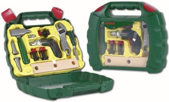 Et Klein Vitrine À Outils Bosch Visseuse Mallette 8384 Piles O8w0ymPNvn