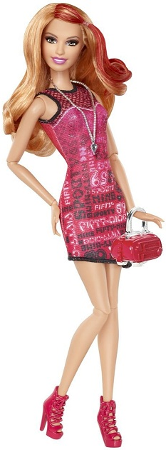 Summer fashionistas chien de star de mattel for Barbie chien piscine