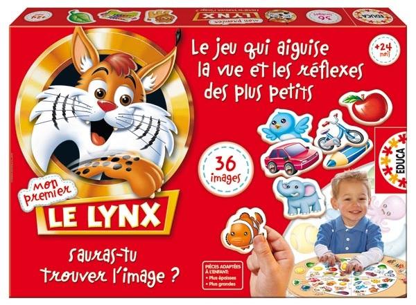 mon premier lynx 36 images educa borras jeu de socit enfant. Black Bedroom Furniture Sets. Home Design Ideas