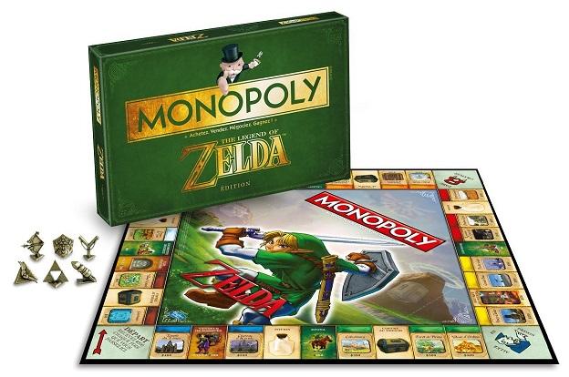 Achat vente monopoly zelda jeu de strat gie winning moves for Achat maison zelda