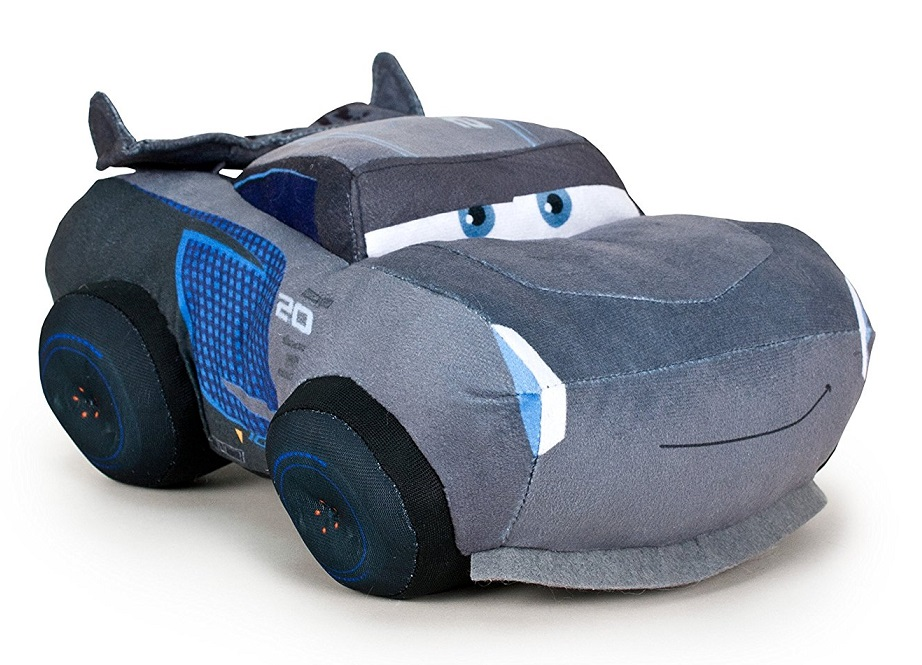 Storm By Peluche Disney Play Cars Voiture 3 Jackson Noir xeCQrdBoW