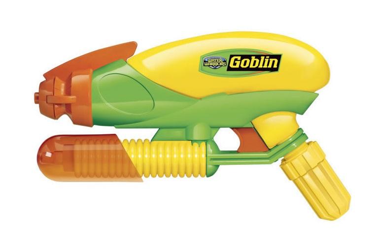 Pistolet eau gobelin avec pompe 26 cm jeux jouets t - Pistolet a eau longue portee ...