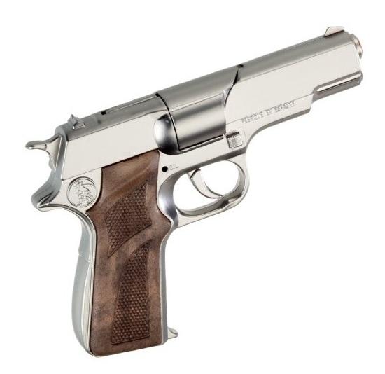 achat vente revolver police gonher pistolet police 8 coups pistolet en m tal et plastique. Black Bedroom Furniture Sets. Home Design Ideas