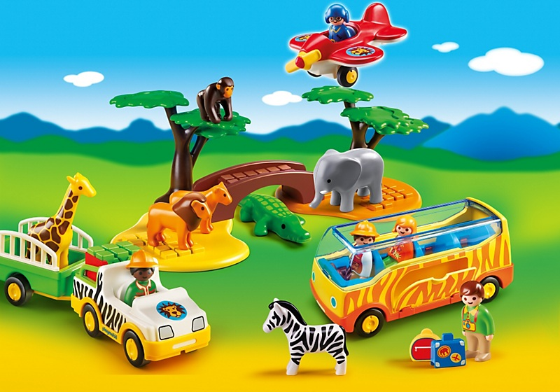 achetez moins cher coffret animaux de la savane playmobil 5047. Black Bedroom Furniture Sets. Home Design Ideas