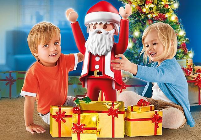 playmobil christmas 6629 p re no l g ant xxl 65 cm neuf. Black Bedroom Furniture Sets. Home Design Ideas