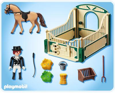 playmobil playmobil 5111 playmobil centre questre. Black Bedroom Furniture Sets. Home Design Ideas