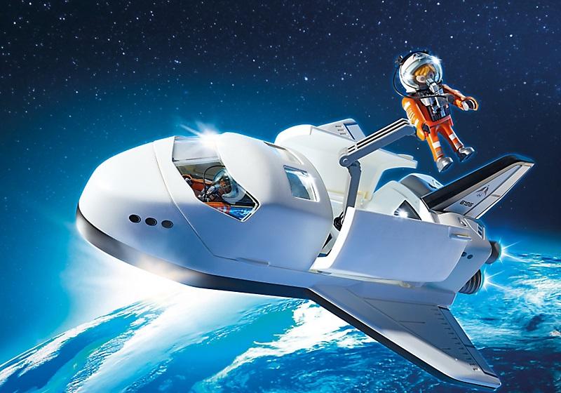 Acheter navette spatiale playmobil 6196 fus e espace for Nave espacial playmobil