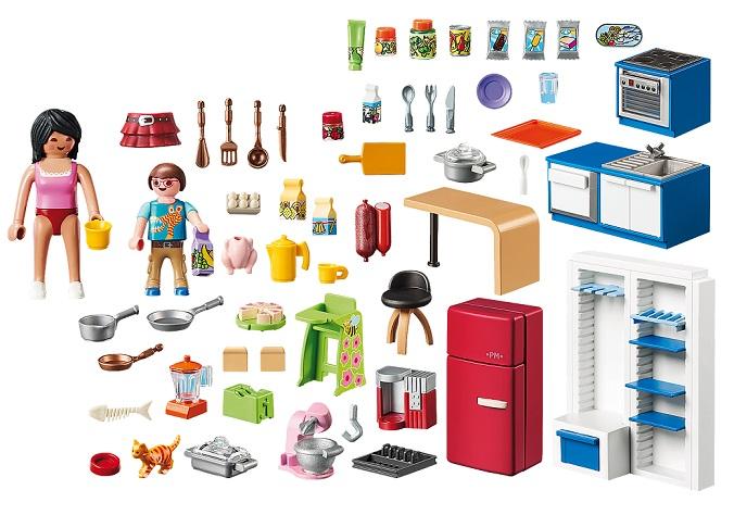 Nourriture Playmobil ref 95