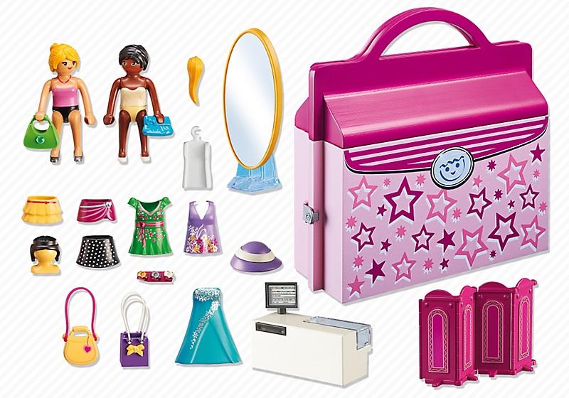 Playmobil Fashion Girls Magasin
