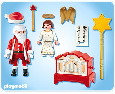 playmobil r f rence 4889 p re no l playmobil. Black Bedroom Furniture Sets. Home Design Ideas