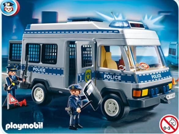 Playmobil playmobil 4022 playmobil police - Playmobile policier ...