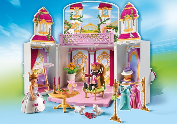 playmobil 4898 coffre princesse cour royal prix discount. Black Bedroom Furniture Sets. Home Design Ideas