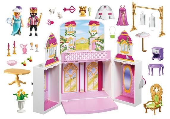 playmobil 4898 coffre princesse cour royal prix discount. Black Bedroom Furniture Sets. Home Design Ideas