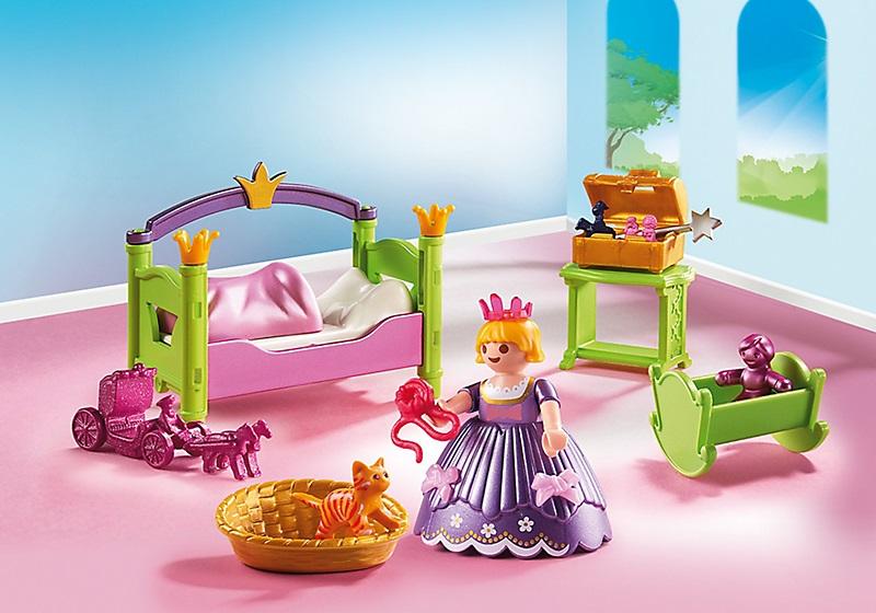 Playmobil 6852 Chambre de princesse enfant - Achat/Vente
