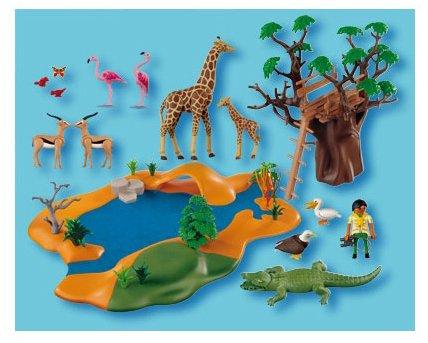 Playmobil r f rence 4827 playmobil safari - Playmobile savane ...