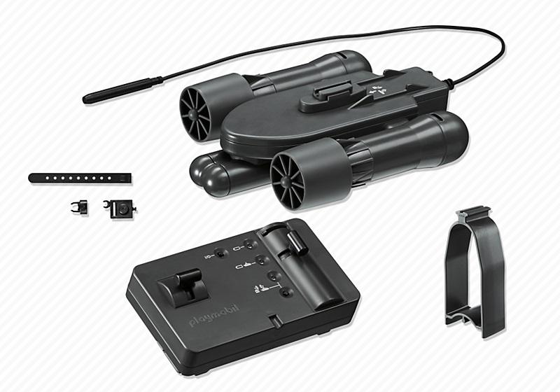 5536 moteur submersible radiocommand de playmobil. Black Bedroom Furniture Sets. Home Design Ideas