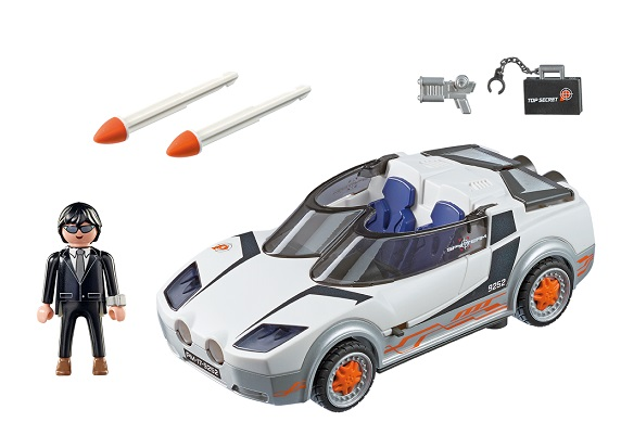 Voiture L'agent 9252 Meilleur Playmobil De Prix Pilote Au KJ5T1lc3uF