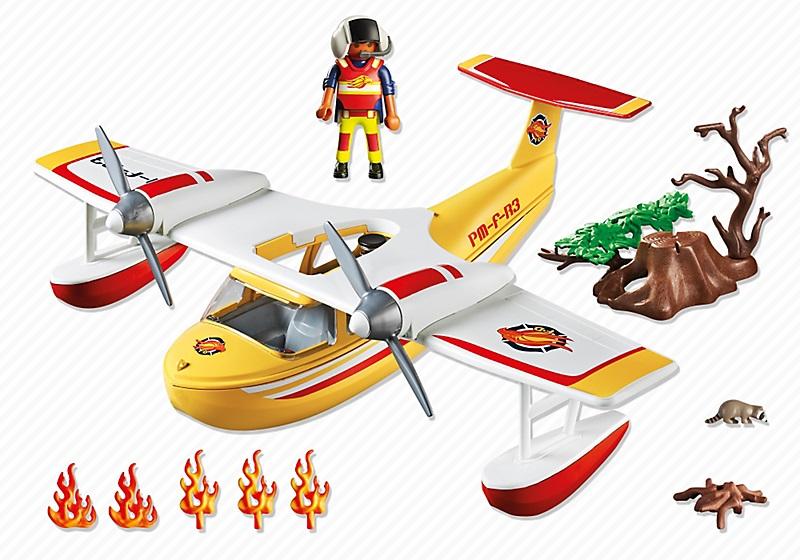 Mon bateau de sauvetage Plan Toys -5668 - Photos Le bois