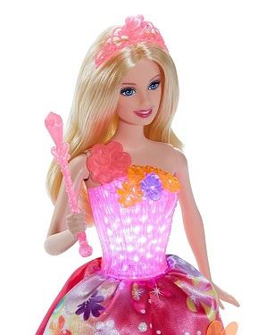 Princesse magique alexa mattel poup e mannequin barbie - Barbie et la porte secrete film complet ...