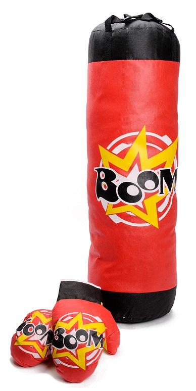 gants de boxe et sac de frappe enfant jeux jouets sport. Black Bedroom Furniture Sets. Home Design Ideas