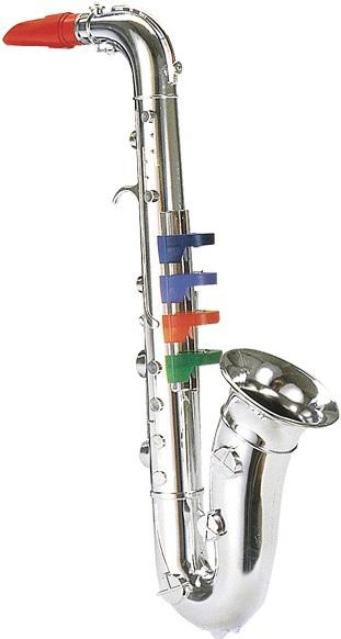 Saxophone 4 notes saxophone jouet bontempi instrument de for Instruments de musique dax