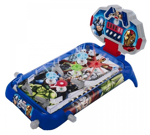 super flipper avengers marvel lumineux et sonore enfant. Black Bedroom Furniture Sets. Home Design Ideas