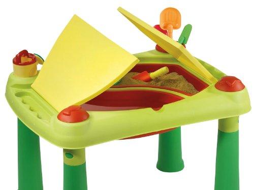table de jeux sable et eau keter table d activit s ext rieur. Black Bedroom Furniture Sets. Home Design Ideas