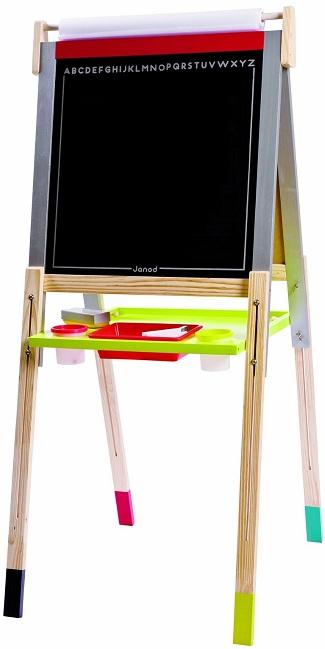janod tableau double face dessin tableau pour enfant. Black Bedroom Furniture Sets. Home Design Ideas