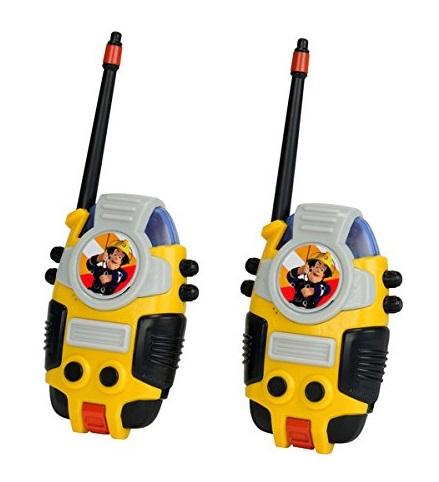 talkie walkie enfant sam le pompier caverne des jouets. Black Bedroom Furniture Sets. Home Design Ideas