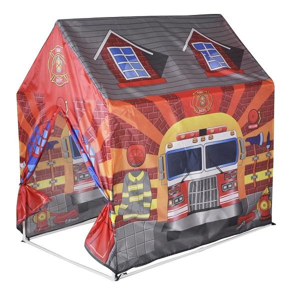 tente caserne de pompier fire maison int rieure gar on. Black Bedroom Furniture Sets. Home Design Ideas