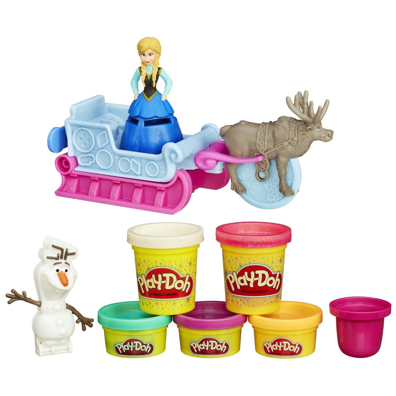 Play Doh Disney Princesse Le Traineau De Frozen Pâte à Modeler