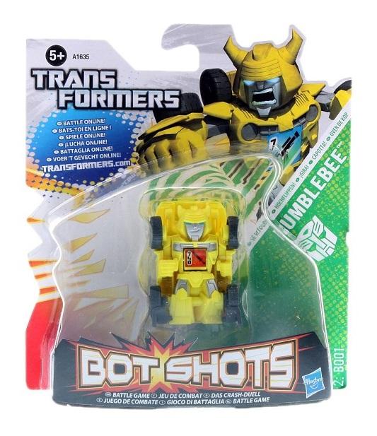 Bumblebee Transformers Shots Figurine Bot A1635 doCWxerB