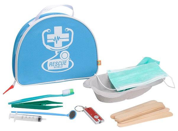 mallette de dentiste enfant jouet imitation docteur. Black Bedroom Furniture Sets. Home Design Ideas