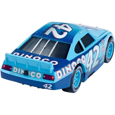 mattel dxv58 voiture miniature cars 3 v hicule cal weather bleu. Black Bedroom Furniture Sets. Home Design Ideas