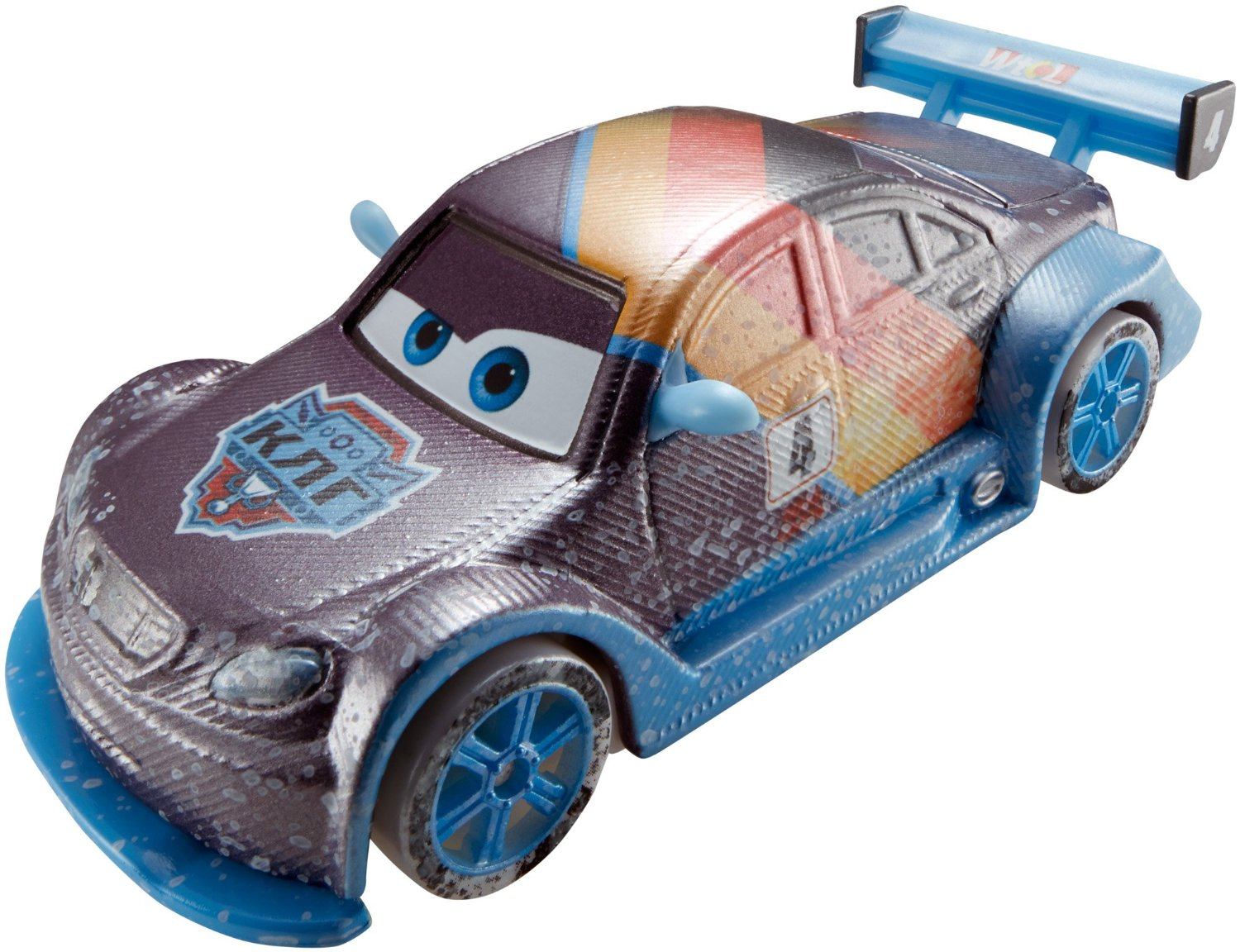 mattel cdr28 cars voiture max schnell s rie ice racers disney pixar. Black Bedroom Furniture Sets. Home Design Ideas
