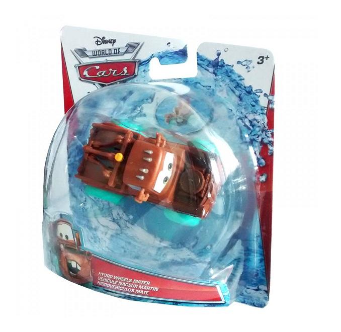 Voiture cars qui flotte sur leau jouet de bain disney for Pelleteuse jouet exterieur