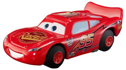 mattel y1300 voiture r trofiction rouge flash mcquuen racers stunt. Black Bedroom Furniture Sets. Home Design Ideas