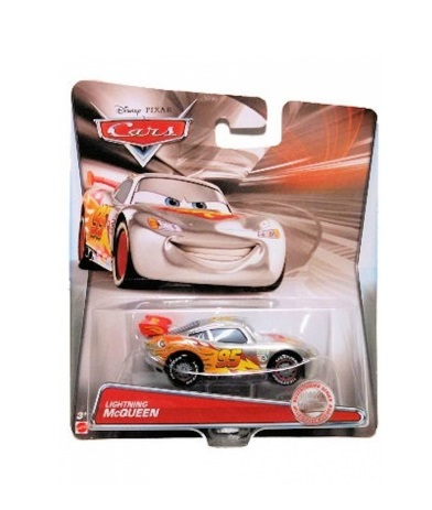 mattel dhc33 voiture cars grise flash mcqueen v hicule miniature. Black Bedroom Furniture Sets. Home Design Ideas