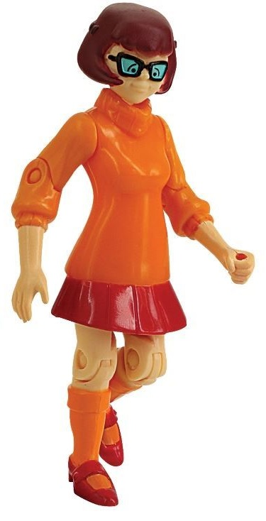 Figurine vera 10cm personnage scooby doo fred sammy - Jouets scooby doo ...
