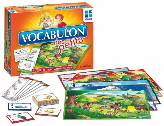 Vocabulon Des Petits 3 6 Ans 6 Jeux En 1 Megableu 678048