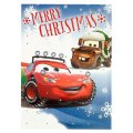 CALENDRIER DE L'AVENT CARS - DISNEY PIXAR - ECRITURE ET CREATION