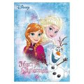 CALENDRIER DE L'AVENT REINE DES NEIGES - FROZEN - ECRITURE ET CREATION