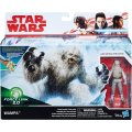 COFFRET STAR WARS WAMPA + LUKE SKYWALKER - FORCE LINK 2.0 - FIGURINE - HASBRO - E1689