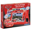 LE PUPITRE EDUCATIF CARS - CLEMENTONI - 62806 - JEU EDUCATIF ELECTRONIQUE