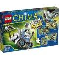 LEGO CHIMA 66491 SUPER PACK 5 EN 1 : 70126 - 70128 - 70129 - 70130 - 70131