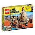 LEGO THE LONE RANGER 79107 LE CAMP COMANCHE