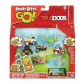 MULTI PACK DELUXE TELEPODS ANGRY BIRDS GO 5 VEHICULES - HASBRO - A6031